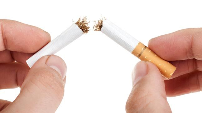 Stopping Smoking Addiction