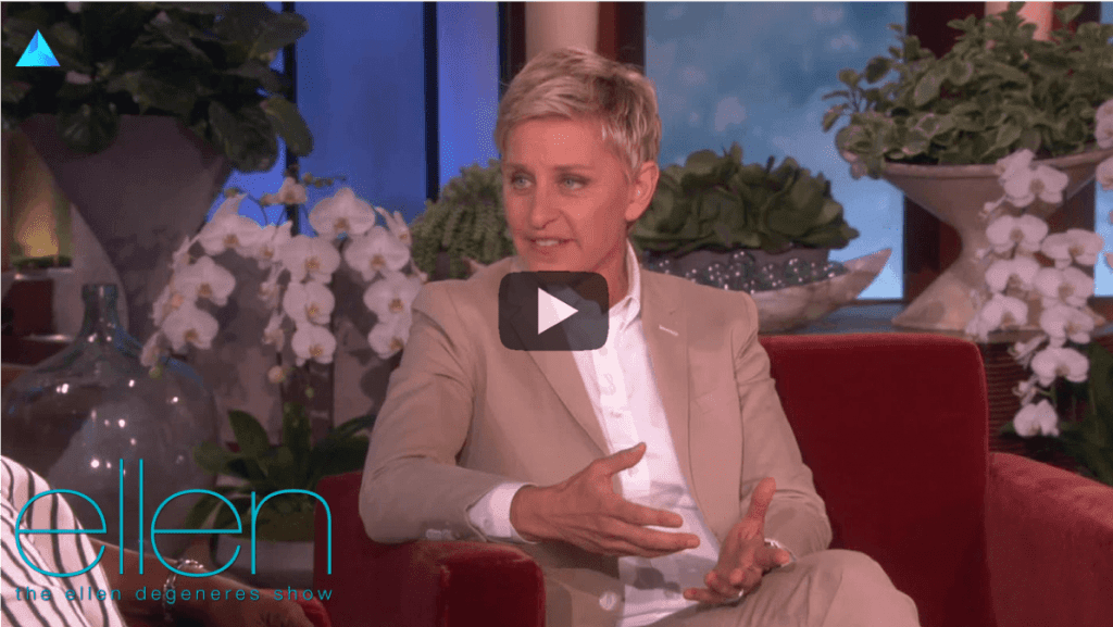 Ellen Quit Smoking with Hypnosis